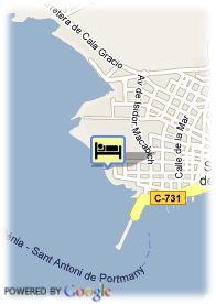 map-Hotel Catalina