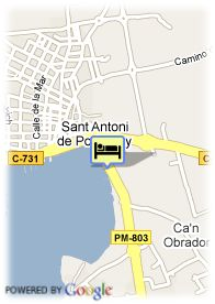 map-Hotel Marco Polo II