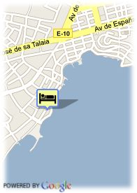 map-OK Hotel Beach