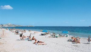 OK Hotel Beach in Playa D´En Bossa