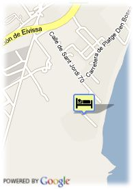 map-Hotel Palladium Palace Ibiza Resort