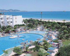 Hotel Fiesta Club Palm Beach in Playa D´En Bossa