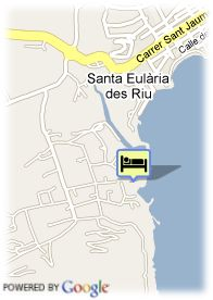 map-Fiesta Hotel Don Carlos
