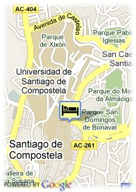 map-Hotel MV Algalia