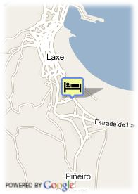 map-Hotel Playa de Laxe