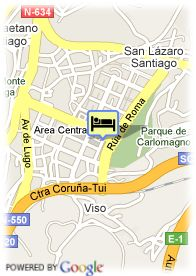 map-Hotel Area Central