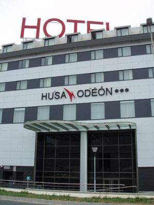Hotel Husa Odeon in Naron