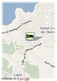 map-Aparthotel As Galeras