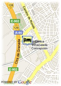 map-Hotel Nazaries Business Spa