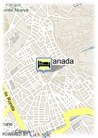 map-Hotel Abades Nevada Palace