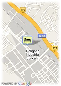 map-Hotel Tocina Business