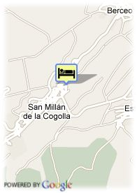 map-Hosteria de San Millan