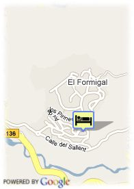 map-Aragon Hills Hotel & Spa