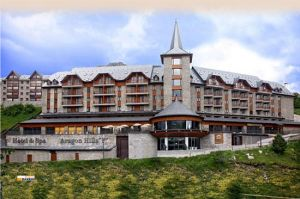 Aragon Hills Hotel & Spa in Formigal