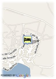 map-Iberostar La Bocayna Village