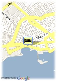 map-Hotel Diamar
