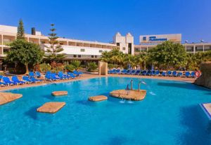 Hotel Playaverde in Costa Teguise