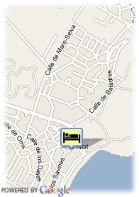 map-Protur Sa Coma Playa Hotel & Spa