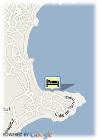 map-Hotel Hawaii Mallorca