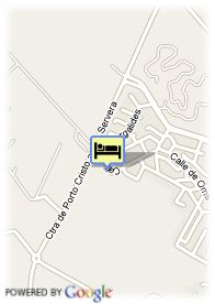 map-Apartamentos Bouganvilla