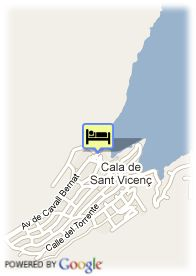 map-Hotel Don Pedro