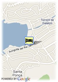 map-Hotel Santa Ponca Pins
