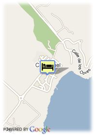 map-Hotel Caballito al Mar