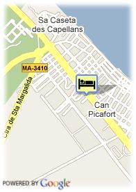 map-Grupotel Gran Vista and Spa