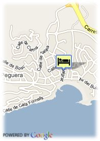 map-Hotel Grupotel Nilo and Spa