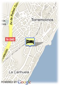 map-Hotel Royal Al-Andalus