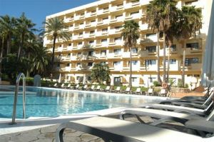Hotel Royal Al-Andalus in Torremolinos