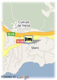 map-Hotel Al-Andalus