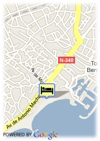 map-Hotel Vistamar