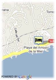 map-Hotel Holiday Palace
