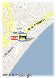 map-Hotel Torremar