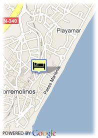 map-Hotel El Fenix