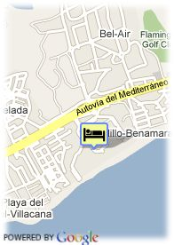 map-Hotel Playabella Spa Gran Hotel