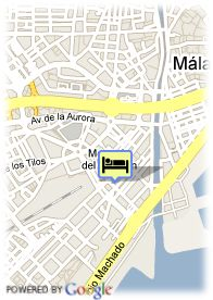 map-Hotel Don Paco