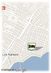 map-Hotel Don Miguel
