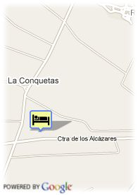 map-Hotel Spa Torre Pacheco