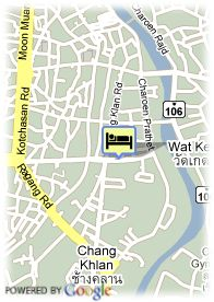 map-Hotel Yaang Come Village