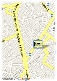 map-Hotel Floris Avenue
