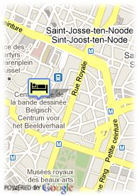 map-Hotel Centrale