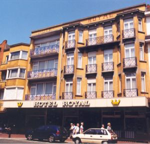 Hotel Royal in De Panne