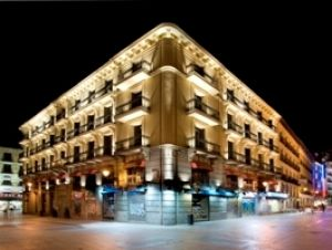 Petit Palace Londres in Madrid