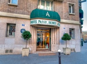 Hotel Home Passy in Parijs