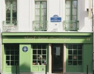 Hotel Saint Dominique in Parijs