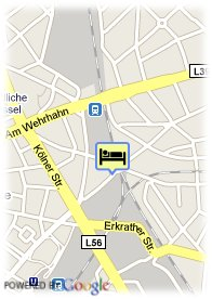 map-Hotel Nizza