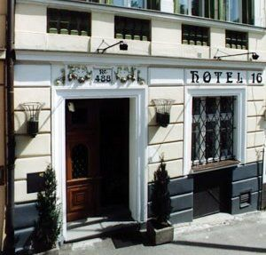 Luxe Hotel: Hotel 16 in Praag