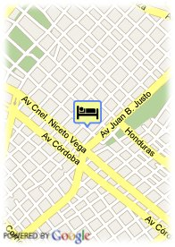 map-Own Palermo Hollywood